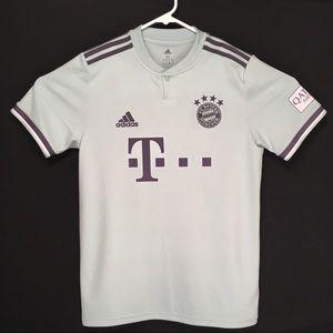 Adidas FC Bayern Munich mens soccer jersey shirt